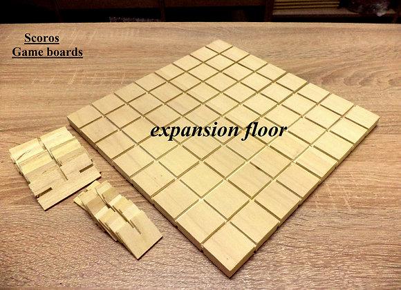 Expansion floor