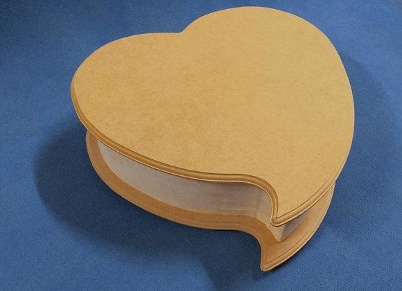 Z18 Κουτι Καρδια 30χ30χ10