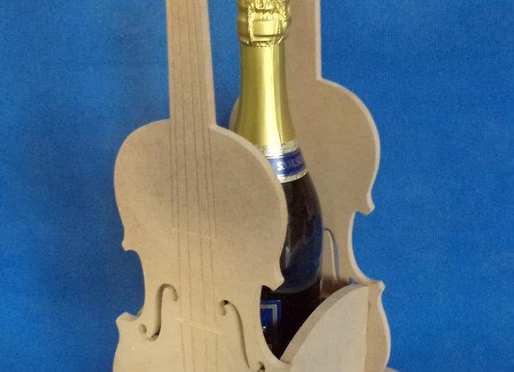 Z22 Μπουκαλοθηκη Βιολι 40χ20χ20