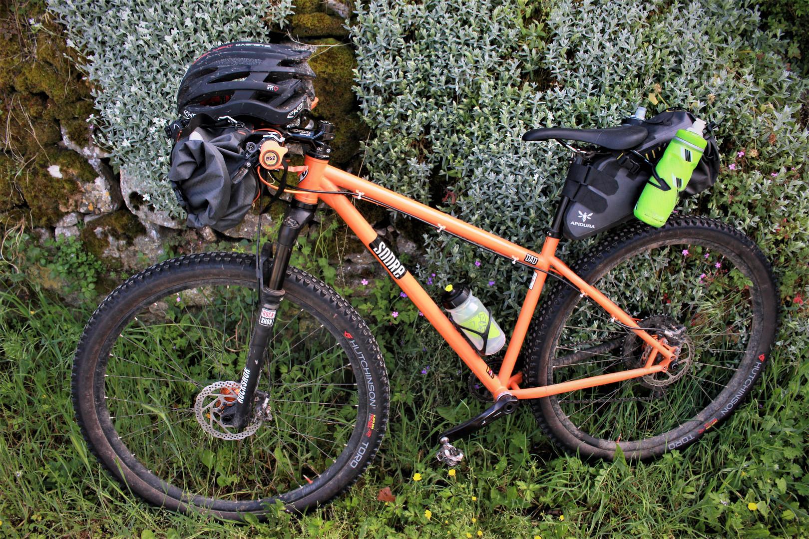 bikepacking dordogne