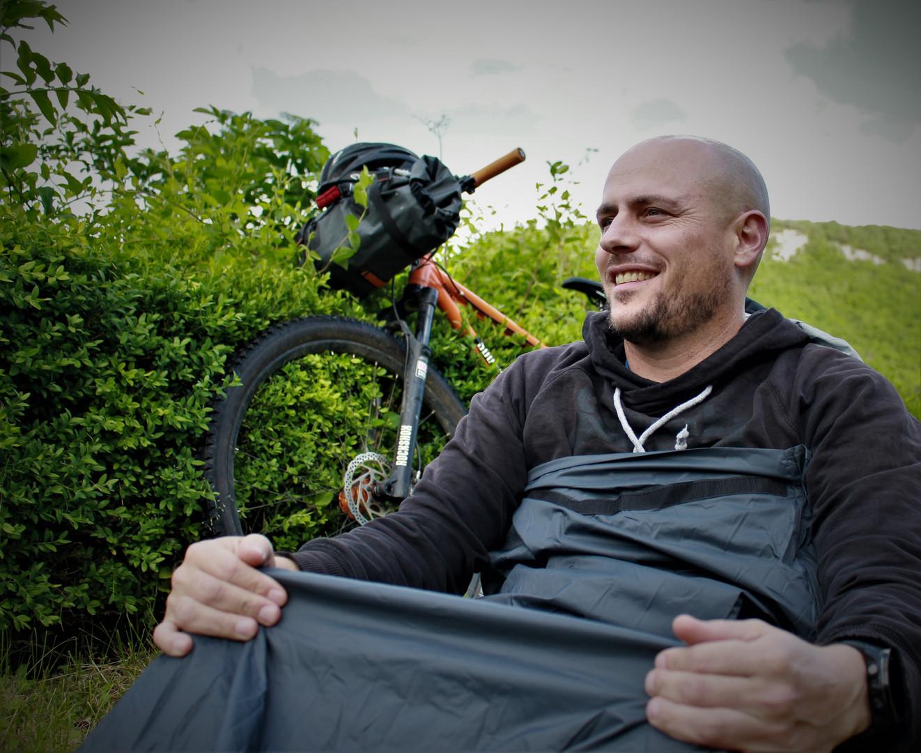 bikepacking sordogne