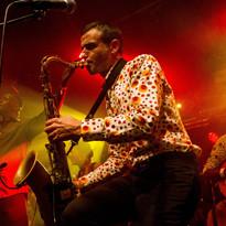 Christophe Cagnolari : direction artsitique et saxophone