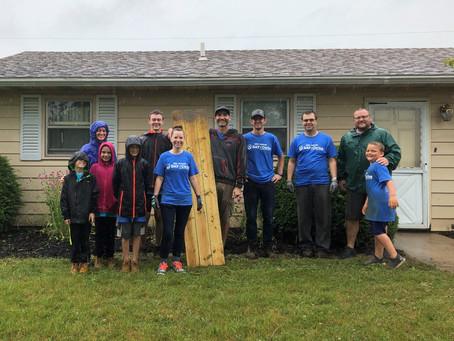 United Way - Day of Caring 2021