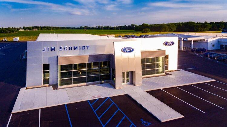 Jim Schmidt Ford Dealership Hicksville