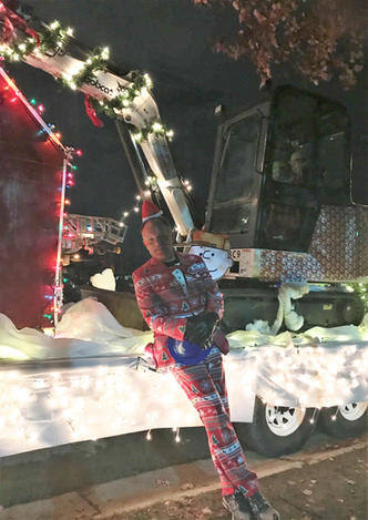 2018 Christmas Float