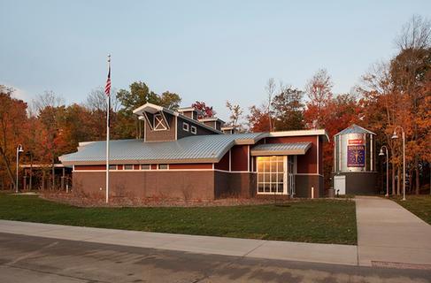 Pigeon Creek Welcome Center