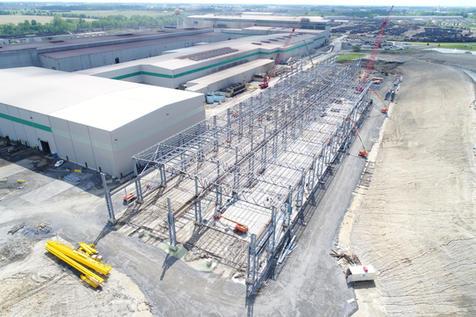 SDI Rebar Mill Expansion