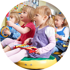 Fiddle music workshop for parents of 1 to 4 year olds