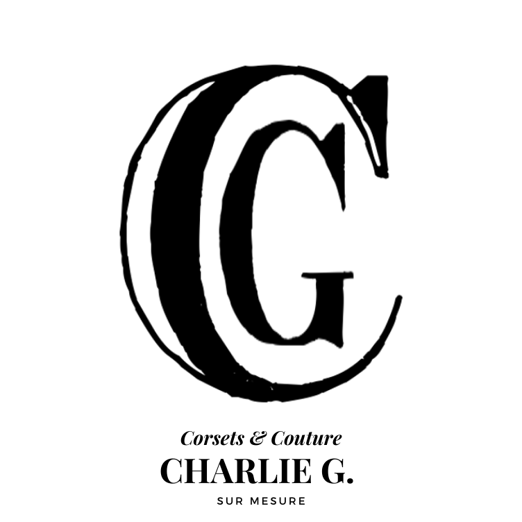 Logo Charlie G-Corsets & Couture