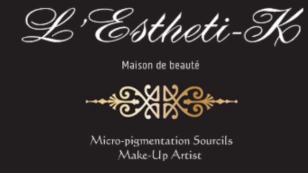 Logo L'EsthetiK-Beauté/Make-Up