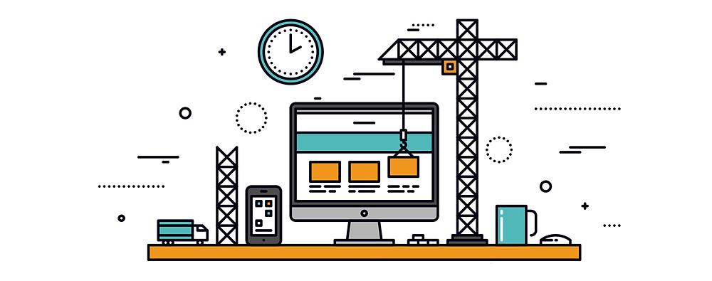 Website development website build Northern Ireland