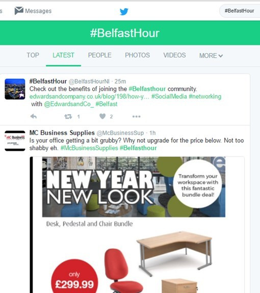 How to use Twitter business hours to network and promote your business