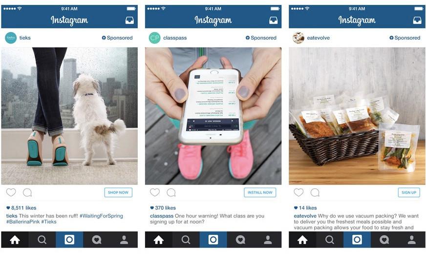 Instagram post examples