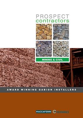 Prospect Contractors Mining & Civil Brochure