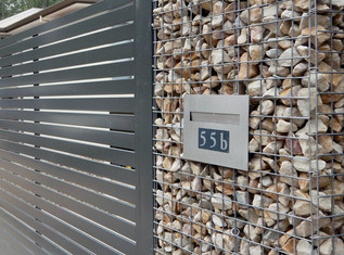 Gabion Letterbox Ideas That Will Impress the Postman!