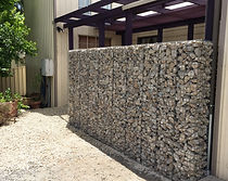 Rockweld privacy screen