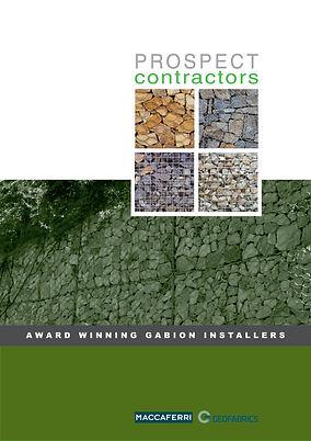 Prospect Contractors Gabion Brochure