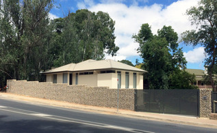 Case Study - Hallett Road Rockweld Fence