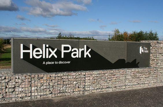 Helix Park - Scotland