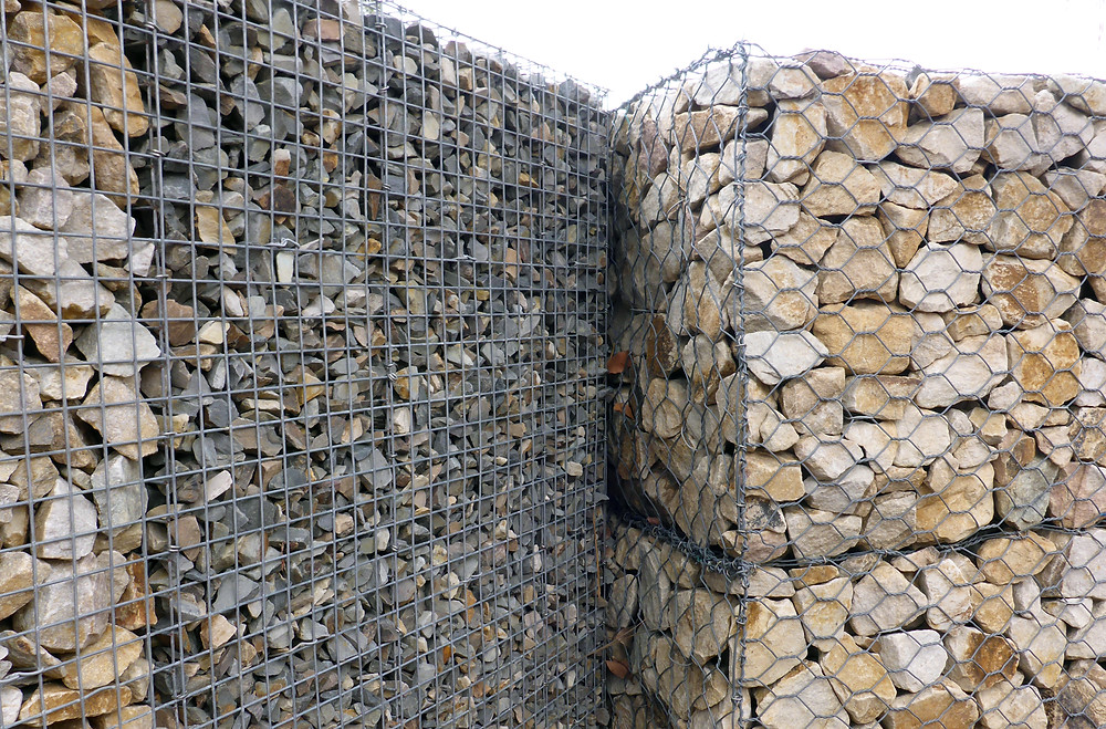 Rockweld & Wire Gabions by Prospect Contractors