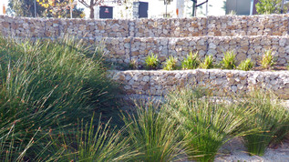 10 Gabion Retaining Wall Ideas