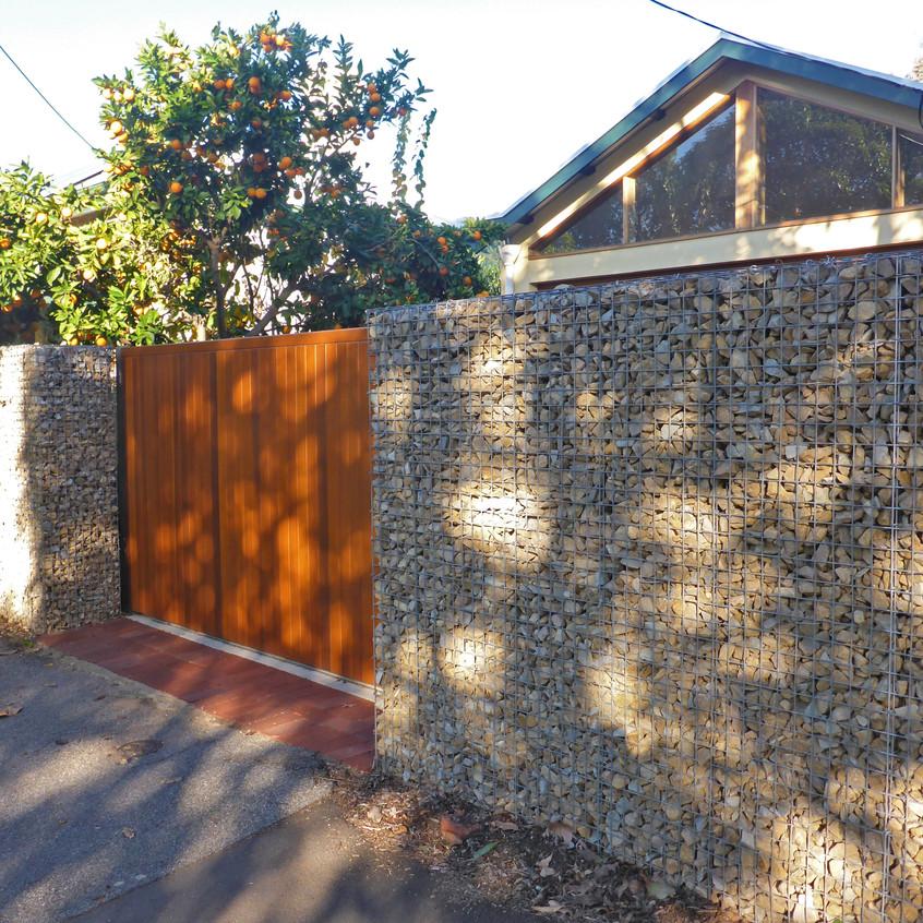 Goodwood Rockweld Fence