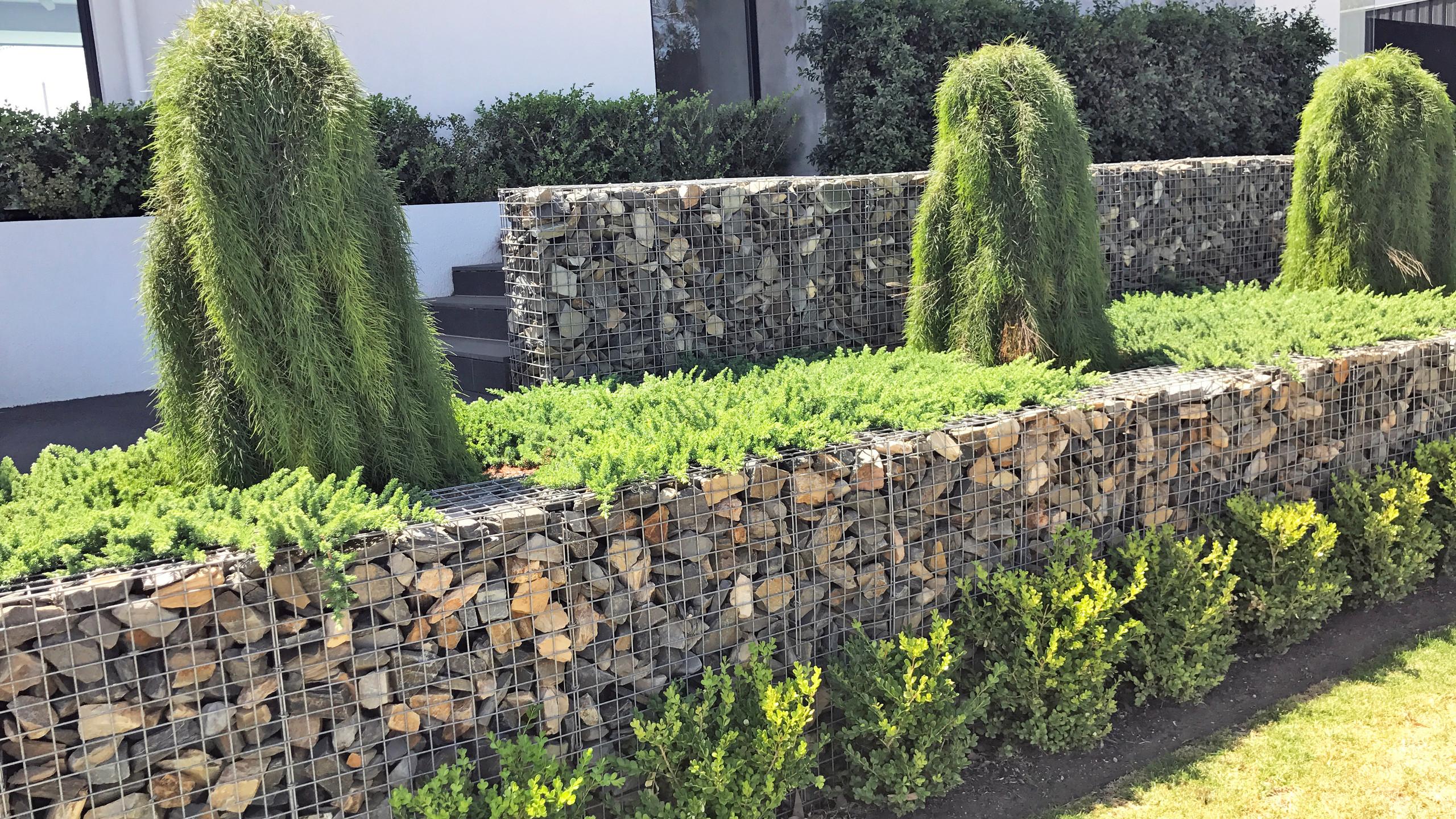 5. Retaining & Erosion Control