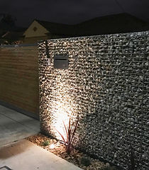 Speed Avenue Rockweld Gabion Fence