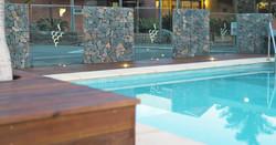 McLaren Vale Hotel Pool Fence