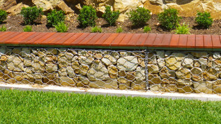 12 Gabion Landscaping Ideas for Spring
