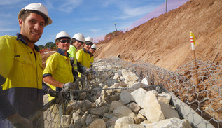 The Benefits to Choosing Experienced Gabion Installers for your Gabion Project