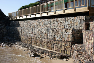 How can Gabions help protect our coastal areas?