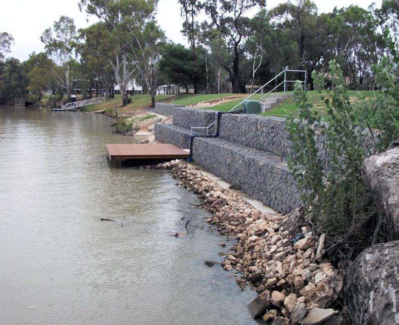 Morgan - River Gabions