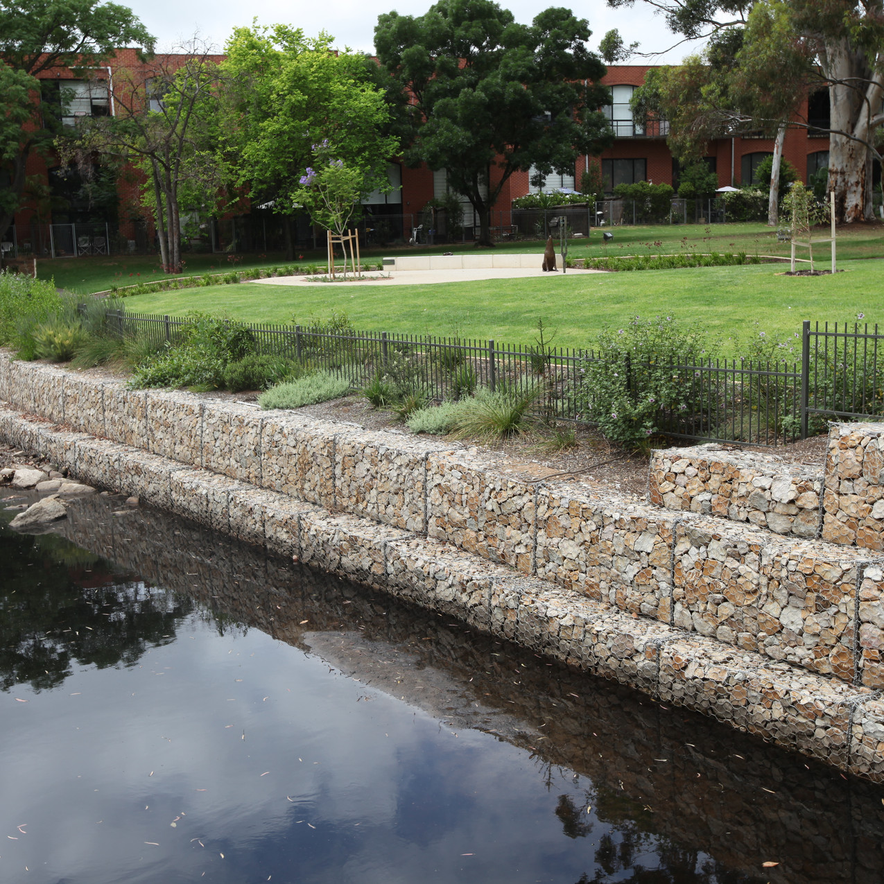 Dunstone Grove Creek Rehabilitation