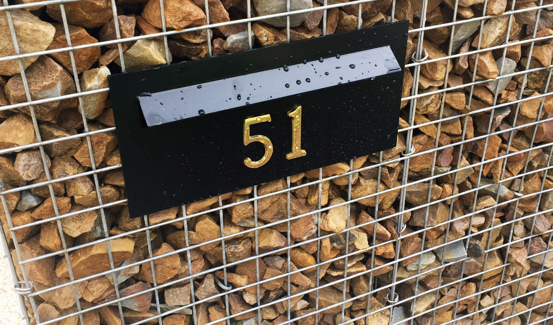 Stuart Road Dulwich Rockweld Fence