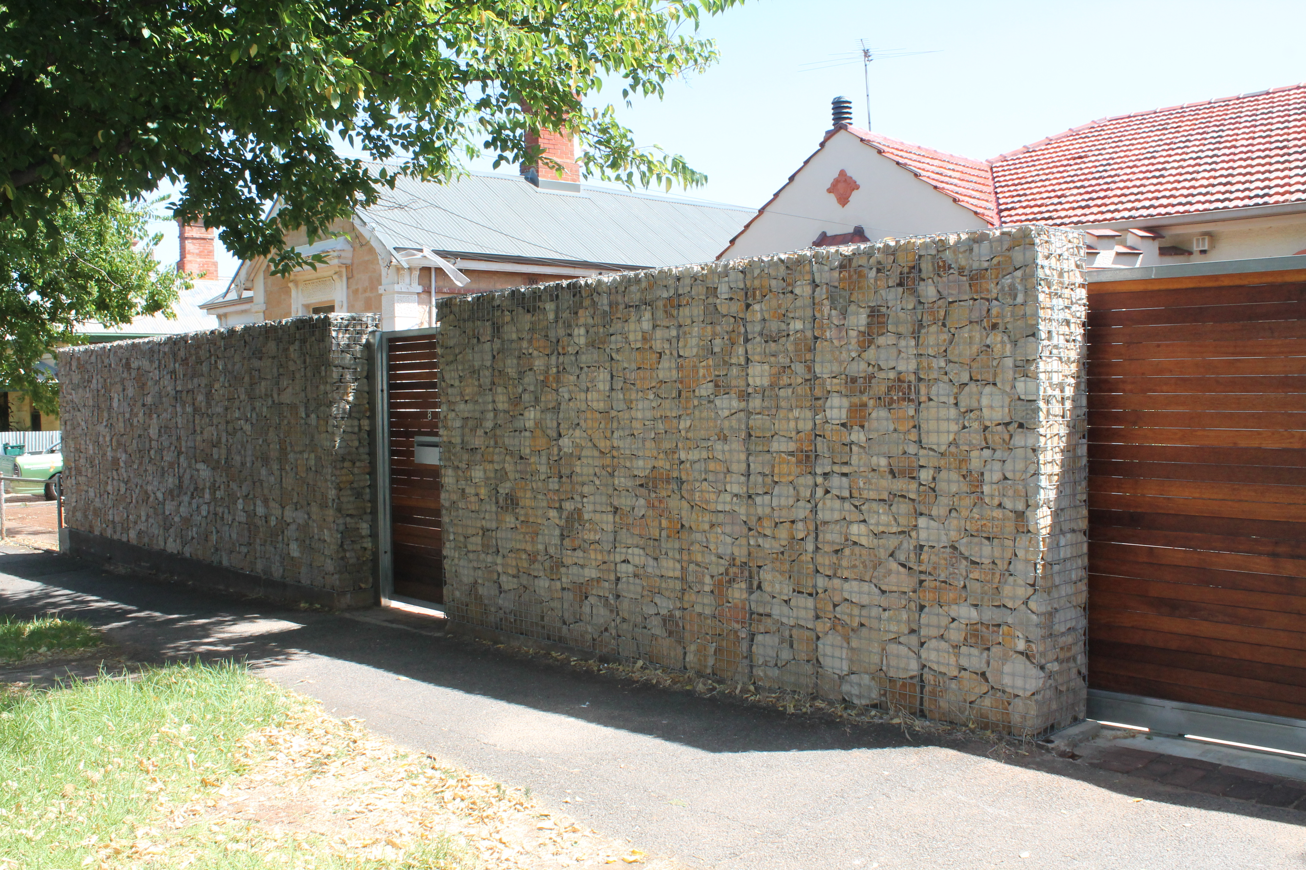 Sound Proof Your Home With Gabions Adelaide Prospect Contractors