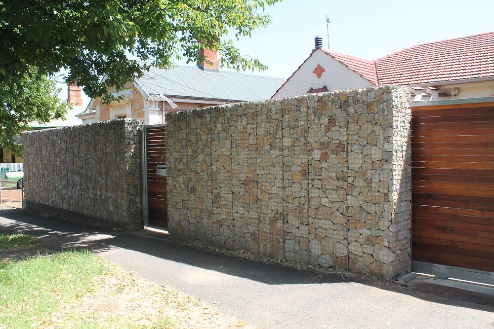 Rockweld Gabion Fence