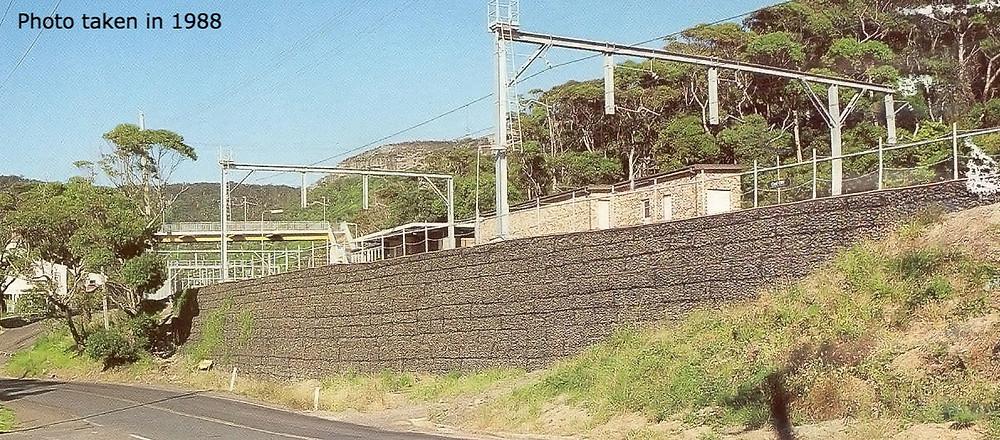 Coalcliff Gabions 1988