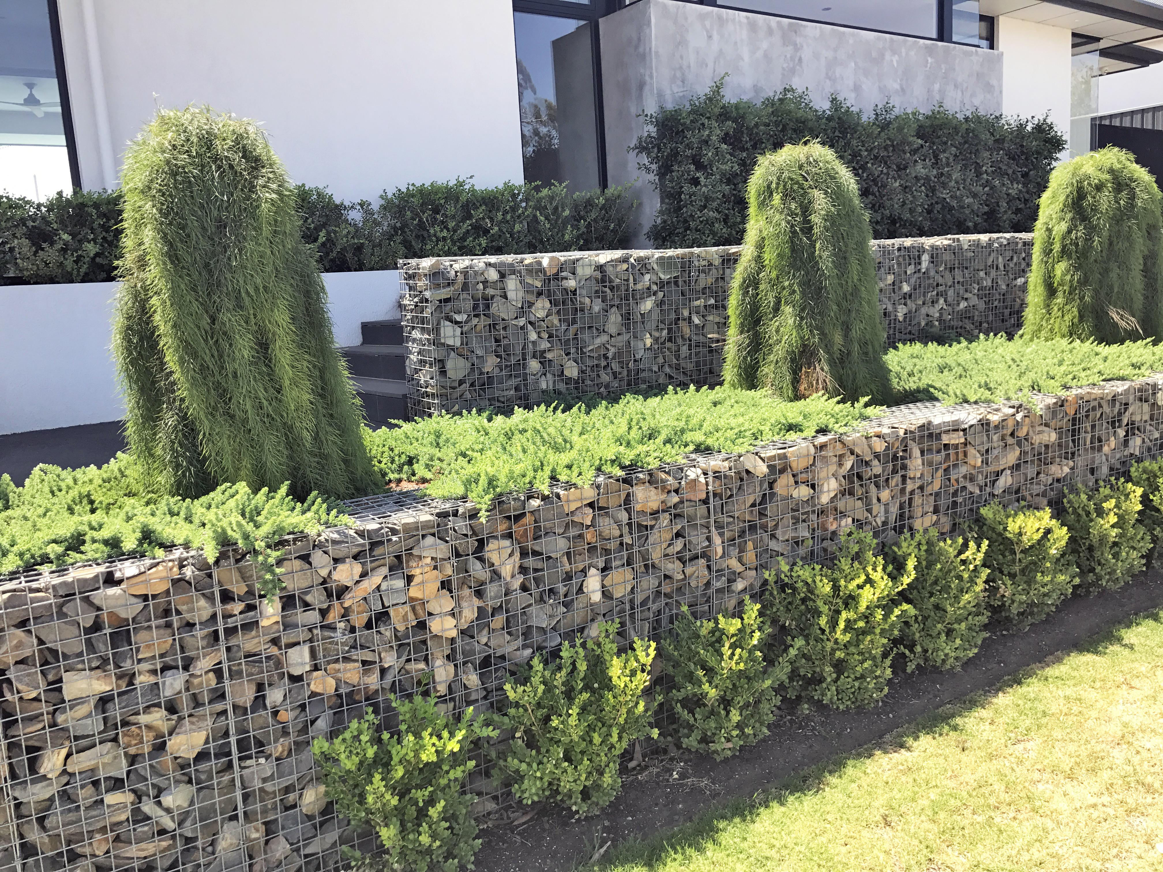 Beechwood Rockweld Retaining Walls