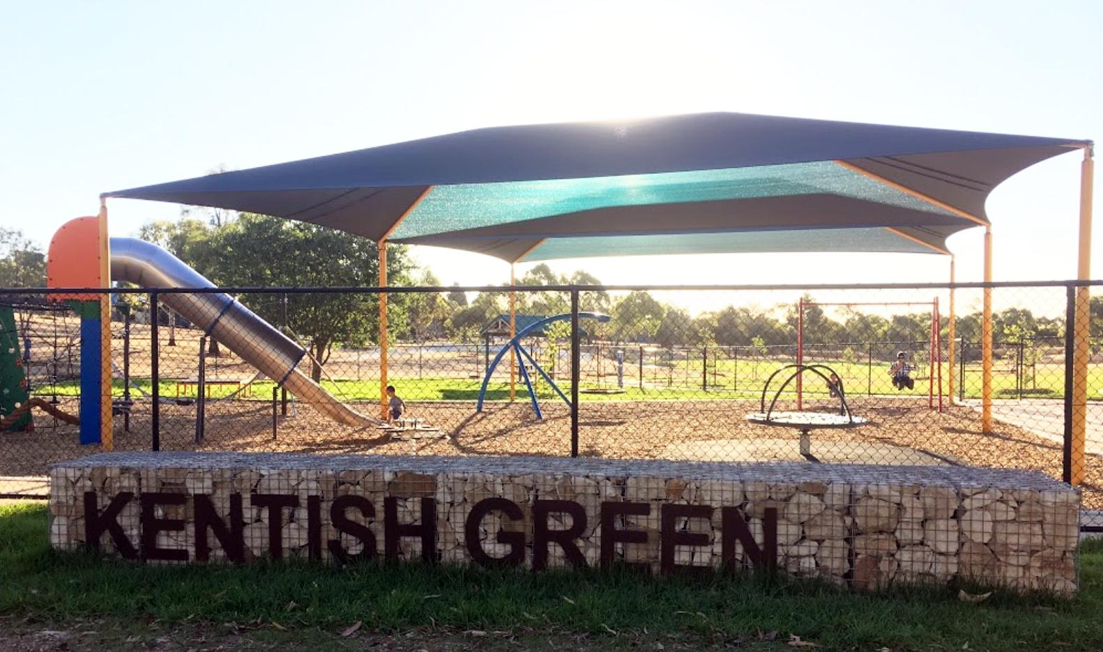 Kentish Green Reserve - Para Vista