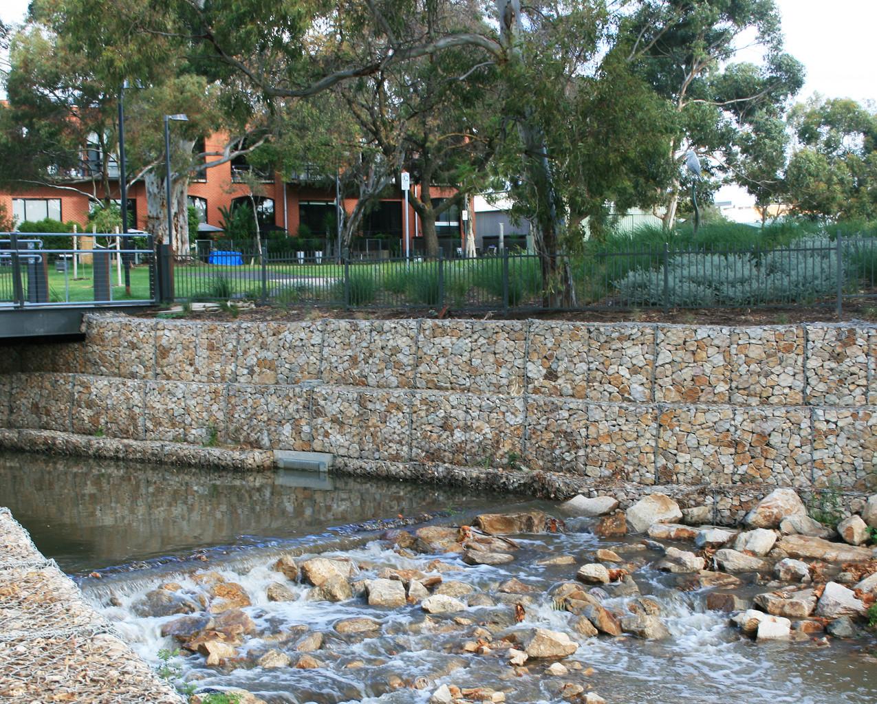 Dunstone Grove Creek Rehabilitation