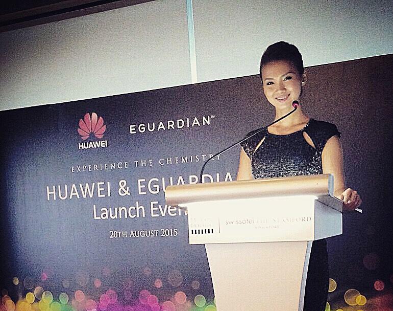 TOP Female EMCEE in SG
