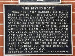 Bivins Home History