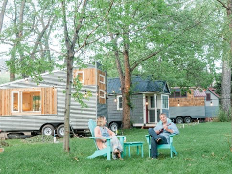 Tiny House Resorts in the U.S. Perfect for Social Distancing Getaway