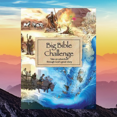 Big Bible Challenge - To order, contact resources@su.org.sg