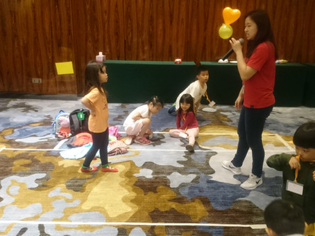 Volunteer Stories - Ms Joanna Ying