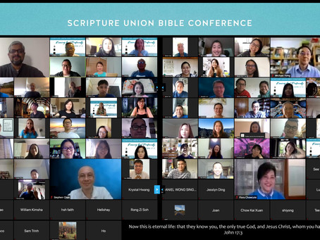 """Knowing God Profoundly"" Online Bible Conference"