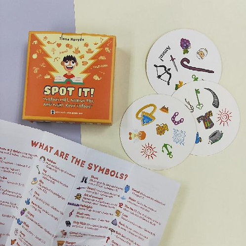 SPOT IT – To order, contact resources@su.org.sg