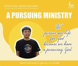 SU Vietnam (HCMC): A Pursuing Ministry