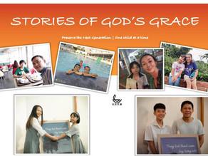 S.U.V. N: Stories of God's Grace